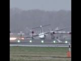 Авария в аэропорту Амстердама