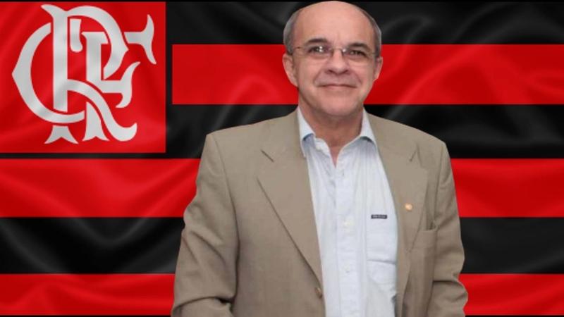 [EBM] Foto Colossal do maior Presidente a pisar na Terra - Flamengo (Oficial)