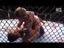 UFC Fight Night - 107 хайлайт ALLEN vs AMIRKHANI первый раунд