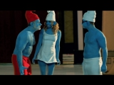 Lexi Belle, Charley Chase, Nicole Aniston Hustler.com This Ain't The Smurfs