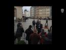 Dresden Das Pack empfängt Angela Merkel und Joachim Gauck