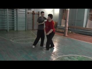 Оксана + Валера, Слушаем импульсы от партнера, 15.04