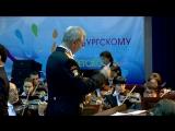 Валерий Халилов в Оренбургской кадетке