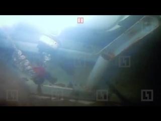 Видео обследования судна