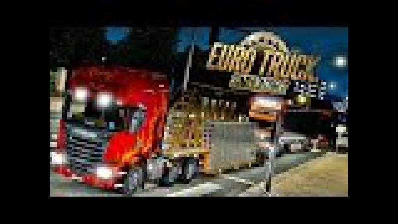 Caminhão sem Freio na Curva!! - Euro Truck Simulator 2 Multiplayer Logitech G27