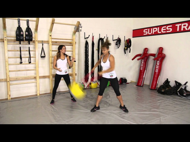 Functional Training with SUPLES FIT BALL -Improve Your Motor Skills!