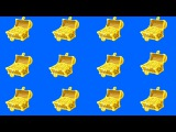 Открываем золотые сундуки! Heroes Charge #12