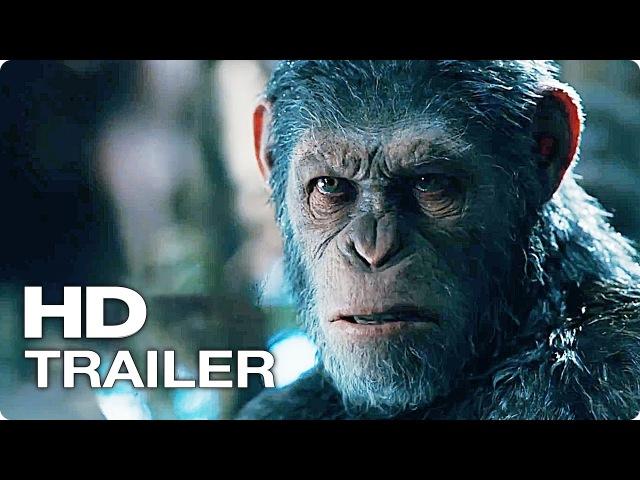 Планета обезьян: Война — Финальный Трейлер (2017) [HD] | Боевик (12) | Кино Трейлеры