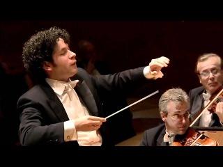 Mahler symphony No.1-2M (2/4) G.Dudamel Los Angles Philharmonic