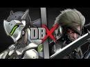 Genji VS Raiden (Overwatch VS Metal Gear) | DBX
