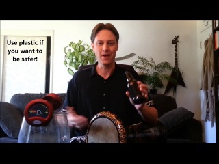 Dropping the Pitch of Your Darbuka (Without Adjusting the Tuning Bolts)