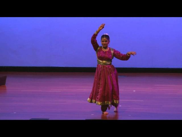 Tale of a Kathaka: Traditional Kathak Solo by Antara Bhardwaj