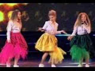 Голос Дети: Кожемякина, Семенова, Руденко - Ведьма-речка