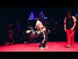 Battle Round 2016 | Semi Final Popping | Jeff vs Aziz | Danceproject.info