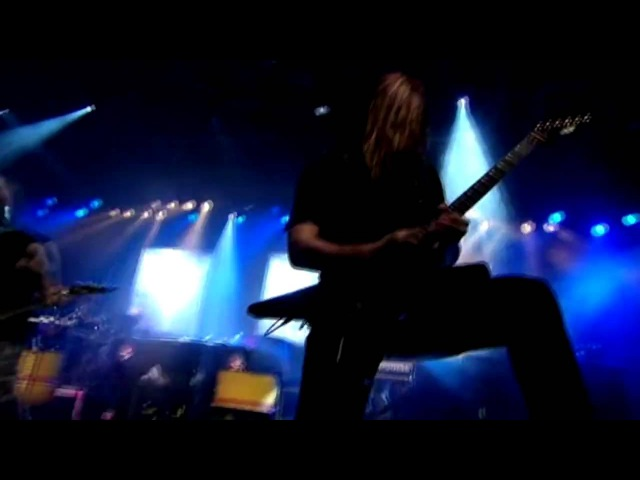 Children of Bodom Everytime I Die live at Stockholm 2006 HD