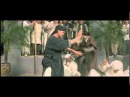 Once Upon a Time in China II - Fight Scene 1 - Jet Li saves Aunt 13