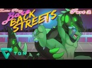 Let's Play Bare Back Streets (Alpha Gameplay) - Part 2 of 2 Gator Power!