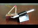 Видео 4 удивительные вещи с помощью спичек - Лайфхаки