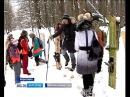 В заповеднике «Белогорье» посчитали диких копытных