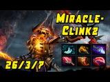 Miracle- [Clinkz] 9k - Dota 2