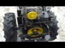 минитрактор переломка 6 5л с 4X4 Обзор конструкция tractor Pereloma 6 5 HP 4X4 Browse design