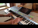 Snap feat Rukmani Rame 20th Anniversary Trance Remix Piano Keyboard Synth Cover LIVE by SLADA