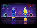 Just Dance 3 Da Funk - Daft Punk