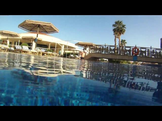 Чудесное Красное море... Отель Maritim Jolie Ville Royal Peninsula Hotel Resort 5* - Шарм-Эль-Шейх