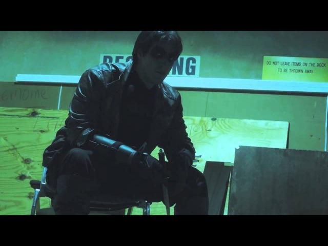 Jason Todd Dick Grayson || Heartbreak Coverup