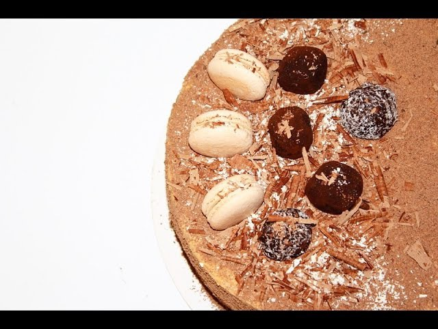 Торт Микадо Mikado Cake