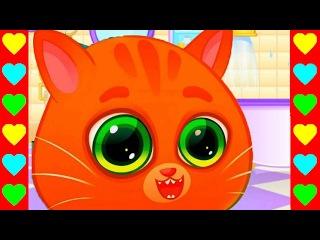 КОТИК БУБУ! Мой виртуальный кот. Мультики для девочек и мальчиков. Детские мульт ...