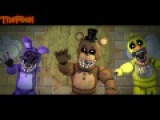 [FNAF SFM] RETURN TO THE SCENE THE SONG 3 (Five Nights at Freddy's Animations)