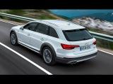 Audi A4 allroad quattro im ADAC Motorwelt Check