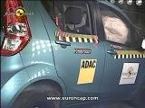 Euro NCAP  Suzuki Splash  2008  Crash test