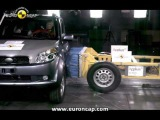 Euro NCAP  Daihatsu Terios  2008  Crash test