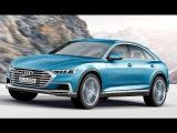 Audi e-tron quattro Concept Der