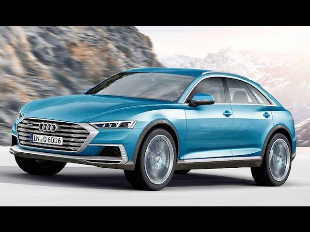 Audi e-tron quattro Concept: Der Tesla-Fighter