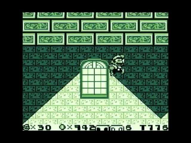 Видео обзор игр серии Марио. Часть 3: Super Mario Land / Wario Land