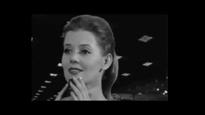 Французская песня по-русски Шербургские зонтики - Les parapluies de Cherbourg en russe