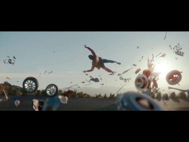 Lexus Испытайте удивительное 2017
