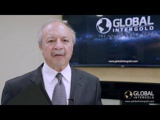 Видео вице президента Global InterGold о компании