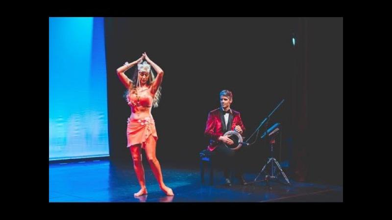 Sadie Khader Ahmad Tahitian Bellydance Fusion