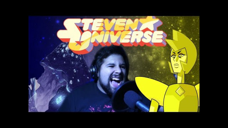 Steven Universe What's the Use of Feeling Blue Cover by Caleb Hyles