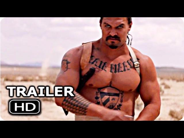 THE BAD BATCH Trailer 2 (2017) Jason Momoa, Keanu Reeves Thriller Movie HD