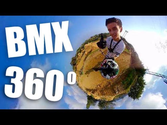 ЧОКНУТЫЙ РУССКИЙ в 360 градусов - BMX
