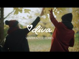 diva winter collection'16 wine and blue