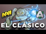 El Clásico: Navi vs. Alliance | Boston Major 2016 Dota 2