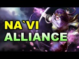 NAVI vs ALLIANCE - Boston Major Qualifier Dota 2