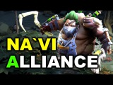 NAVI vs ALLIANCE - EL Clasico - ASUS ROG DreamLeague 6 Dota 2