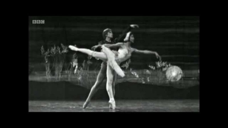 Margot Fonteyn and Rudolf Nureyev in Darcey's Ballet Heroes